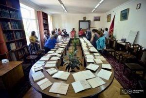 Հայաստանի ազգային գրադարանն իր պատմությունը ներկայացրեց լուսանկարչական աշխատանքների ցուցահանդեսով